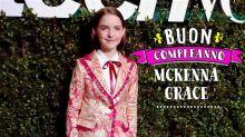 McKenna Grace, la tredicenne con più stile a Hollywood