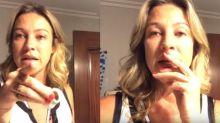 Luana Piovani esclarece treta e critica Pedro Scooby: 'Queria me atingir'