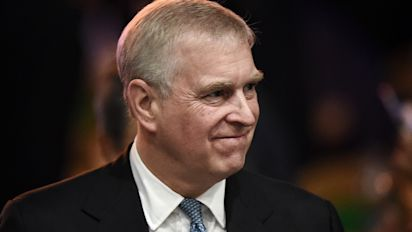 Prince Andrew: 'It was almost impossible for me to sweat'