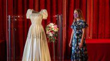 Vestido de novia de princesa Betriz de Reino Unido será exhibido en el Castillo de Windsor