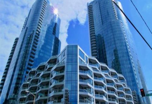 Lumina condo buildings