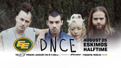 DNCE set to rock Commonwealth on August 25th
