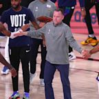 The Nuggets badly need a game 4 win against the Lakers