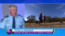 How emergency services are reaching out to aid drought-stricken communities