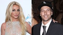 Britney Spears and Kevin Federline's 9 most 'chaotic' moments as a couple