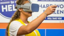 Walmart turns to VR and Oculus Go for associates' training