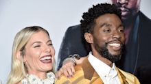 Sienna Miller on the 'astounding' way Chadwick Boseman got her paid fairly on '21 Bridges'