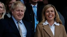 Carrie Symonds gets delivery of eco-friendly baby products to Number 10