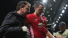 Zlatan Ibrahimovic rejects retirement and vows to return 'even stronger' from injury despite Manchester United doubts