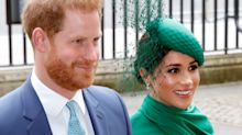 Meghan and Harry Are Suing Over Drone Photos of Archie
