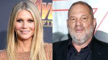 Gwyneth Paltrow recalls the time Brad Pitt threatened Harvey Weinstein