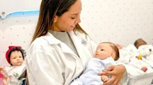 Mulher Melão está grávida do primeiro filho