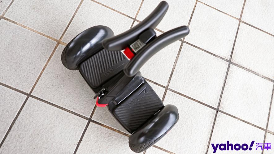 最從容帥氣的移動生活新指標!Segway Ninebot S PRO開箱實測! - 13