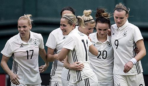 Frauen-Fußball: DFB-Frauen zurück an Spitze der Weltrangliste