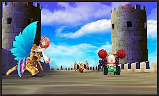 Chocobo Racing 3D cancelled, creator says