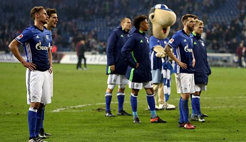 """Europa League: Schalke vor neuer Zerreißprobe: """"Druck ziemlich groß"""""""