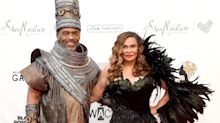 Beyonce (and Blue Ivy!) gets her 'Lion King' on at mom Tina's Wearable Art Gala