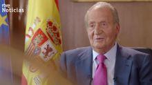 """""""Sabía que la prensa iba a ponerme verde"""": las confesiones del rey en el documental censurado por TVE"""