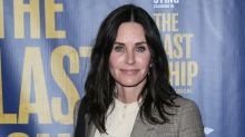 Courteney Cox was 'hurt' to be only 'Friends' star not nominated at Emmys