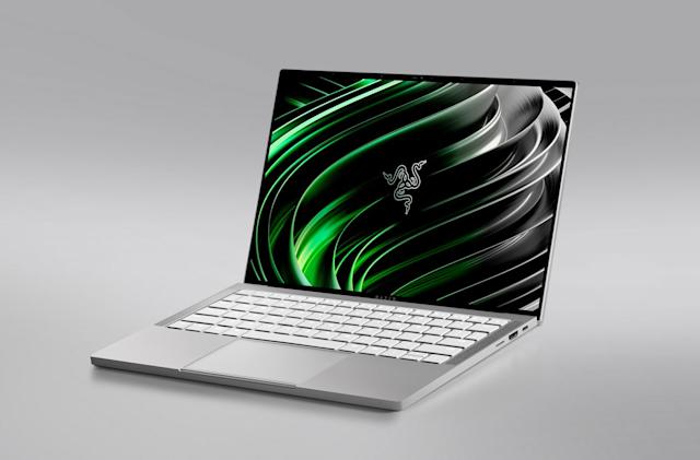 Razer's first mainstream laptop still has an RGB keyboard