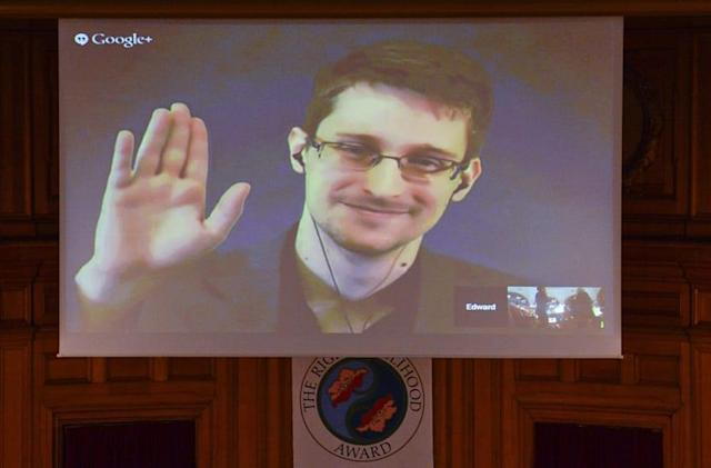 Ex-attorney general says DOJ could negotiate with Snowden