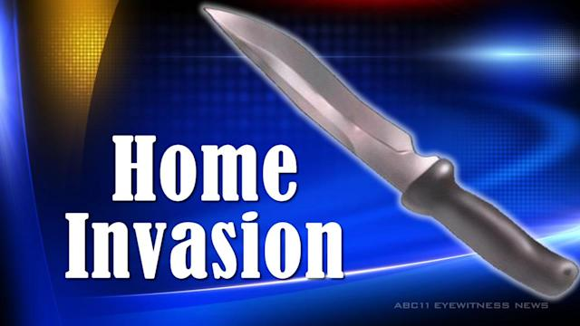 Home invader targets elderly Apex couple