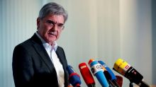 Siemens CEO says energy business spin-off on track for Sept.