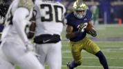 Four players dismissed by Notre Dame