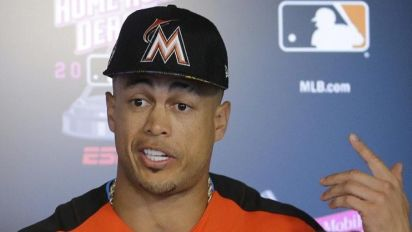 Giancarlo Stanton rips Marlins after losing series to 'worst team in the league'