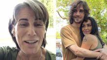 """Mãe do Fiuk? Gloria Pires canta para explicar """"árvore genealógica"""" da família"""