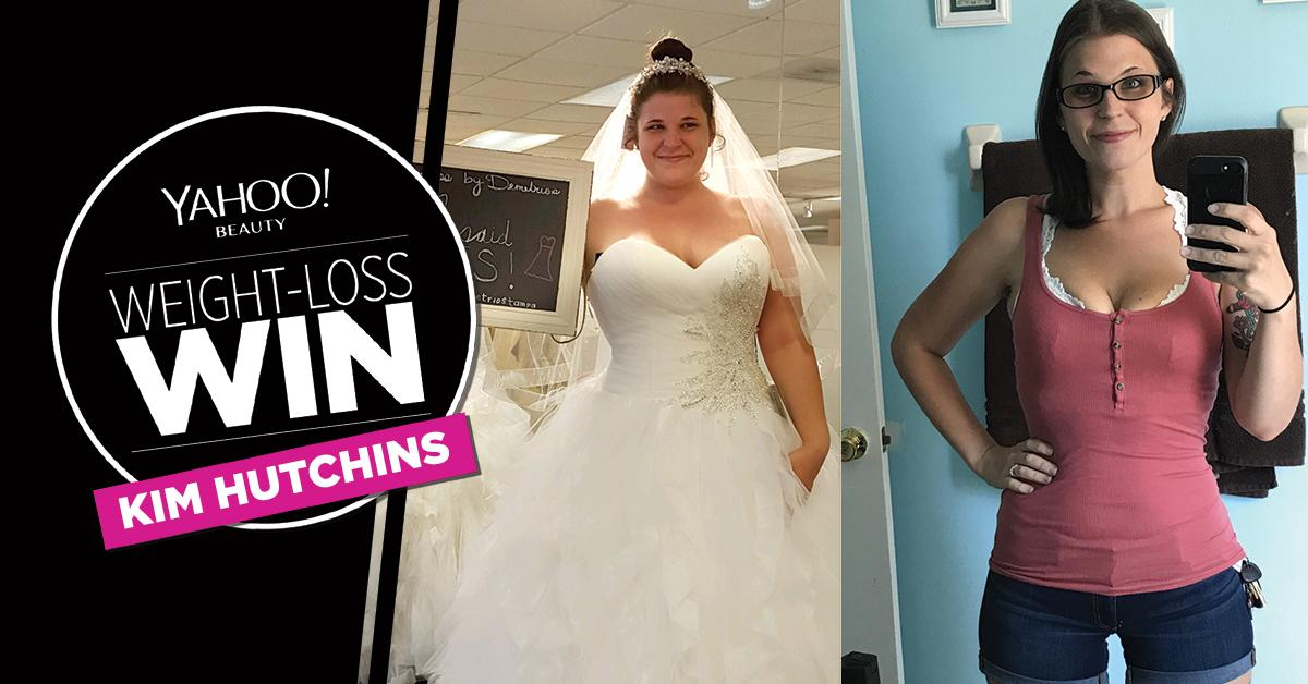 Keto diet helps woman lose 100 pounds without exercising for Losing weight for wedding dress