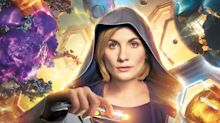 Doctor Who unveils 13th Doctor's sonic screwdriver