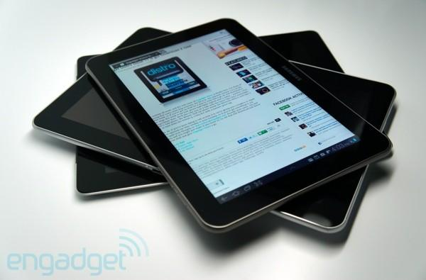 Samsung Galaxy Tab 8.9 joins the ICS party with Android 4.0.4 update