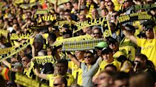 'No will, no passion, no courage!' - Dortmund fans turn on players with critical banners