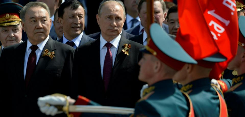 Trump Reaches Out to Central Asia, Looking For a Back Door to Russia