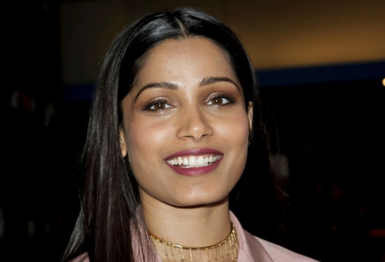 Freida Pinto Wouldnt Work With Woody Allen Again  Apa Format Essay Paper also Essay On Business Communication  Help With Business Plan Financials