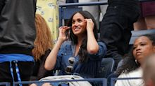 Meghan Markle's denim dress is being sold on Ebay for nearly triple the original price