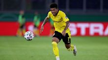 Jadon Sancho: Liverpool overtake Manchester United in race to sign winger next summer
