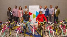 Southern Company Gas Leaders Build Bikes for Metro Atlanta Youth