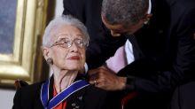 Katherine Johnson, NASA mathematician portrayed in 'Hidden Figures', dies at 101