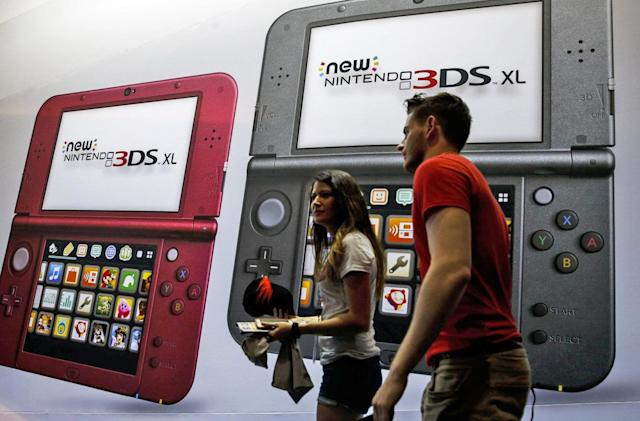 Nintendo cuts forecasts as 3DS sales fall short