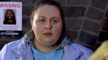 EastEnders' Bernadette faces surrogacy setback