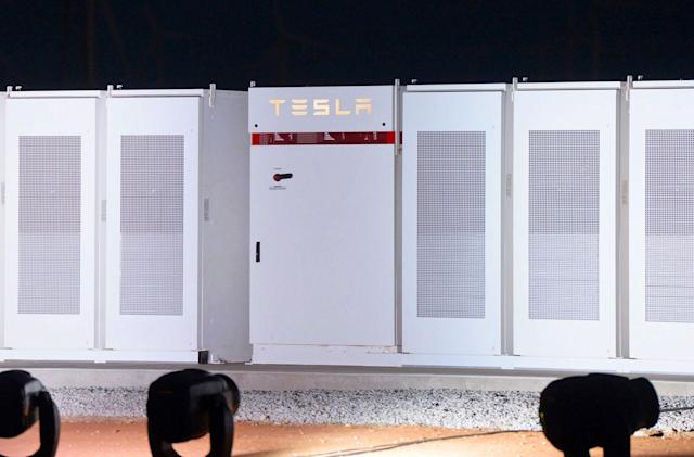 Tesla says it's being underpaid because its batteries are too fast
