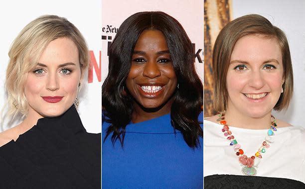 Lena Dunham, Uzo Aduba Among Stars Supporting Hillary Clinton in New Video