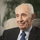 Hollywood Pays Tribute To Israel's Nobel Peace Prize Winner Shimon Peres