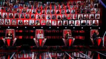 Nick Jonas, John Legend, Blake Shelton and Snoop Dogg Talk Laughs, Inspiration and Going With Your Gut on 'The Voice'