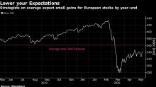 It May Be Too Late to Get Into Europe's Stock Recovery in 2020