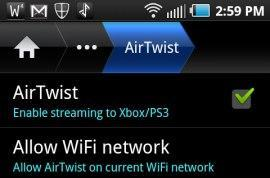 DoubleTwist for Android adds AirTwist, streams media to Xbox 360, PS3 and more