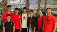 Fandi Ahmad's wife, Wendy Jacobs, takes up Singapore citizenship