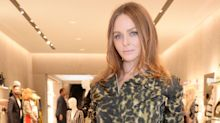 Stella McCartney launches a pair of sustainable trainers